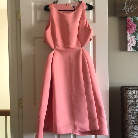 Halston Heritage Dresses & Skirts - Pink Formal Dress